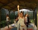 Yoga in esterno